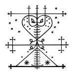Maman Brigitte Veve - Vudu Simbol