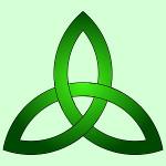 Trikater keltski simbol