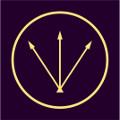 alhemijski simbol za srebro