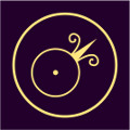 alhemijski simbol za zlato