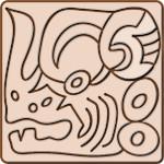 Šišmiš Majanski simbol