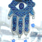 hamsa - fatmina ruka simbol