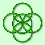 keltski pentagram (petostruki krug)