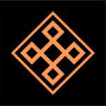 kvinkunks alhemijski simbol