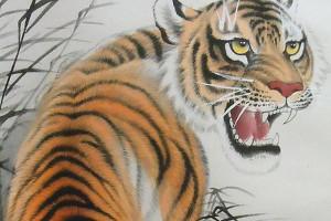 tigar simbol snage i moci
