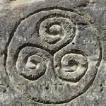 keltski simboli - triskelion
