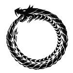 uroboros - alhemijski simbol